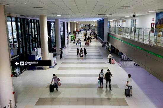 аэропорт Таиланд