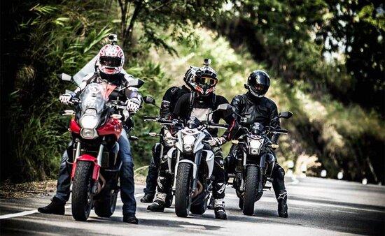 права на мотоцикл в Таиланде