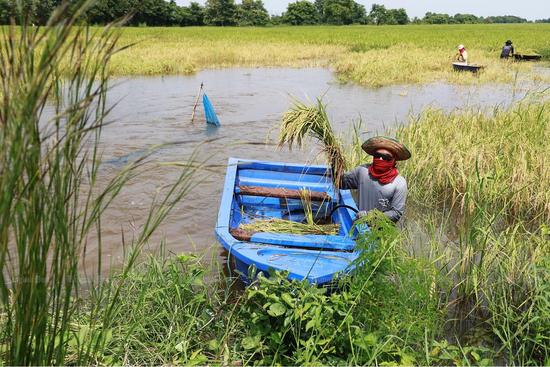 наводнения Таиланд