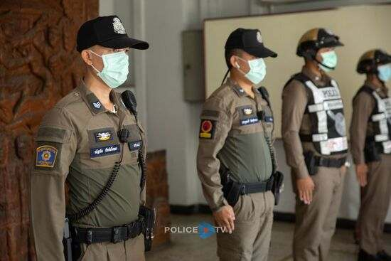 У полицейских новая форма